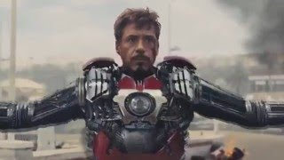 Скачать AC DC Back In Black Iron Man TRIBUTE