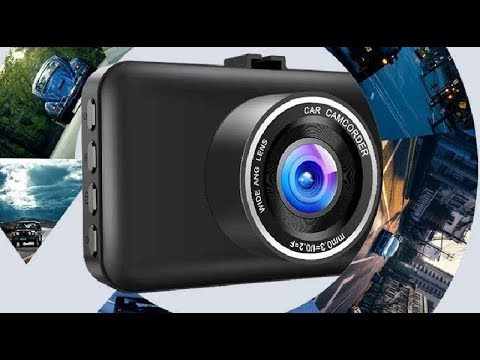 AINHYZIC Dash Camera 1080P Full HD 3 Inch Screen Car Driving Recorder Review, Surprisingly Compact,