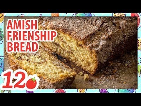 How to Make: Cinnamon Amish Friendship Bread Without a Starter