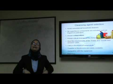 Cleaning Validation part 1 Dr Mona Zakria
