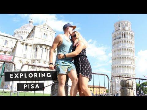A Trip Around Pisa | Pisa's BEST SIGHTS in One Day | highlands2hammocks travel vlog