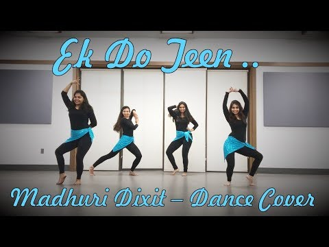 Ek Do Teen | Bhaaghi 2 | Jacqueline Fernandez | Tiger Shroff | Madhuri Dixit songs