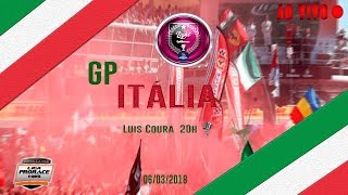 F1 2017 AO VIVO - GP DA ITALIA - PS4 LIGHT - NARRAÇÃO LUIS COURA - LIGA PRORACE E-SPORTS
