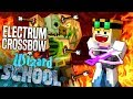 Minecraft Mods: Wizard School - ELECTRUM CROSSBOW