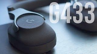 Logitech G433 Review!