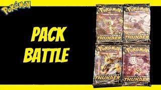 Pokemon Lost Thunder Battle VS