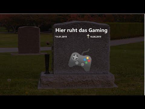 Warum Ich Mit Gaming Aufgehört Habe...