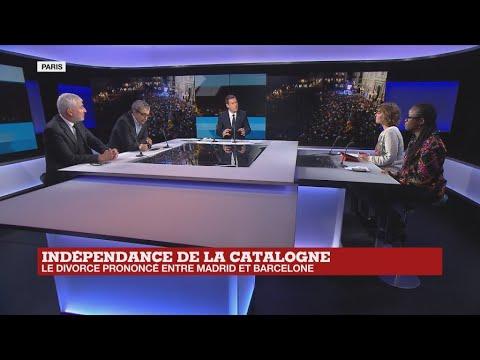 Indépendance de la Catalogne : le divorce est prononcé entre Madrid et Barcelone (partie 1)
