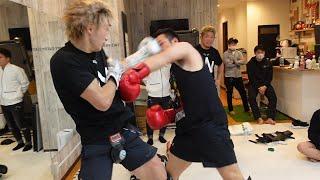大阪の喧嘩自慢がジムに殴り込みにきた【後編】