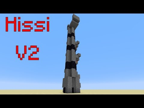 Minecraft Tutoriaali Hissi V2