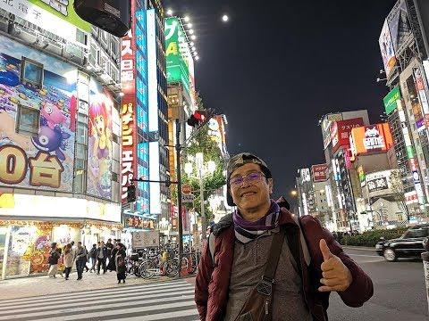 เที่ยวโตเกียว,ประเทศญี่ปุ่น,เดินถนนย่านชินจูกุ,Shinjuku,Tokyo,Japan