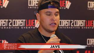 Javs Performs at Direct 2 Exec Denver 4/20/18 -  Warner Music Group
