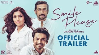 Smile Please Trailer | Marathi Movie | Mukta Barve, Lalit Prabhakar, Prasad Oak | Vikram Phadnis