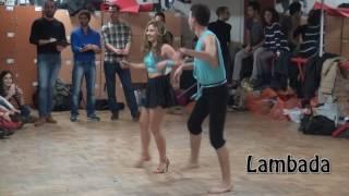 ODTÜ Eşli Danslar Topluluğu - YSL Show