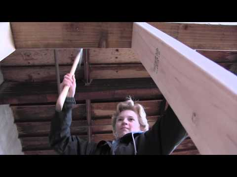 OES Tiny House - Day 1