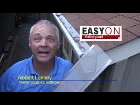 easyon-gutter-guard-at-costco