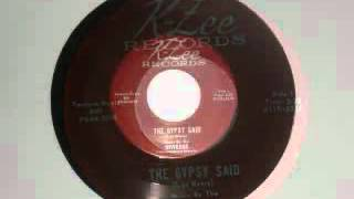"""LEE & THE LEOPARDS """" THE GYPSY SAID """" K-ZEE RECORDS"""