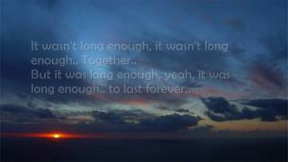 Forever - Rascal Flatts [HD][Lyrics]