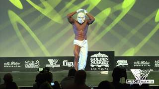 '10 Musclemania World Championships - Chul Soon, MW Champion
