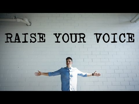 Raise Your Voice | Jon Jorgenson | Spoken Word Poem
