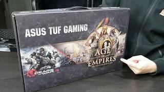 Unbox - ASUS TUF Gaming FX504GM ที่สุดของเกมมิ่งโน้ตบุ๊คสายคุ้ม สเปค i5 + GTX 1060 + จอ 120 Hz