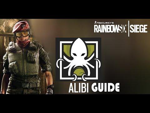 Rainbow Six Siege - Alibi Guide: How to counter Peeker's Advantage