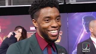Chadwick Boseman on Infinity War, BeyChella and importance of HBCUs