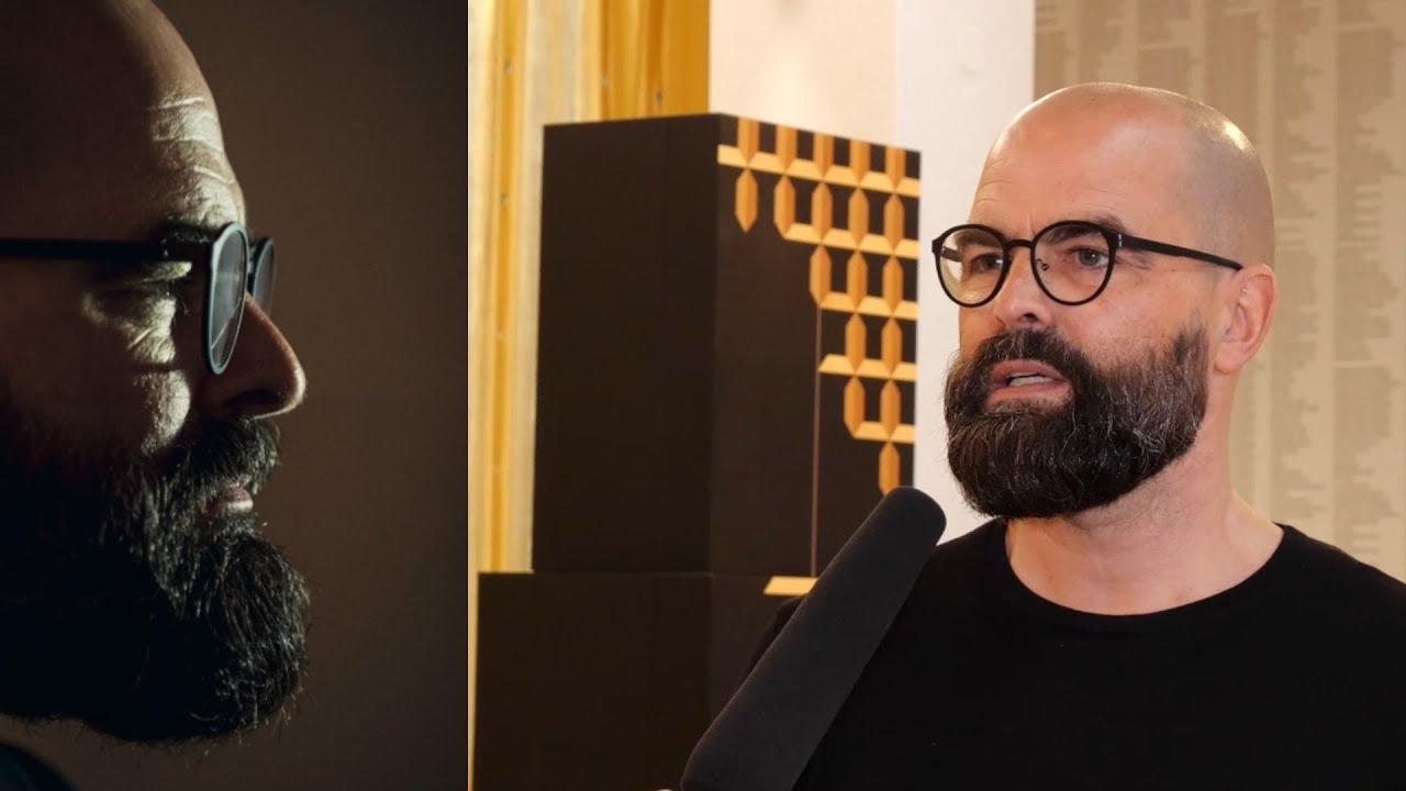 """Axel Wallrabenstein im Flüster-Interview: """"Manche Dinge kann man nicht laut sagen"""""""