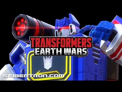 Transformers Earth Wars Screenshots, Character Artwork, and Backgrounds