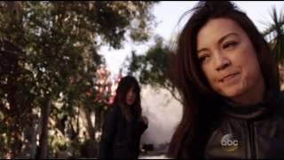 Скай против Мелинды Мей в сериале