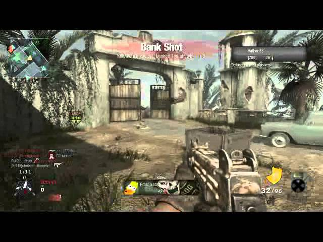 hoodjay - Black Ops Game Clip