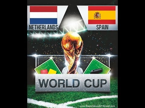Spain vs Netherlands 1 5 All Goals and Full Highlights   WORLD CUP 13 06 2014