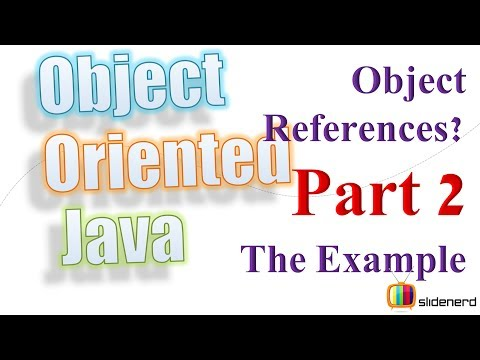 35 Java Reference Types vs. Primitive Types Example |