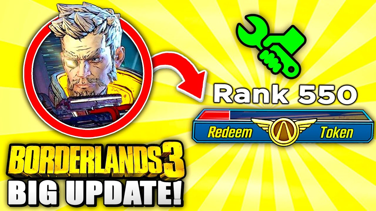 Borderlands 3 NEW UPDATE IS LIVE - EVERYTHING YOU NEED TO KNOW!! thumbnail