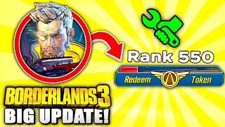Borderlands 3 NEW UPDATE IS LIVE - EVERYTHING YOU NEED TO KNOW!!