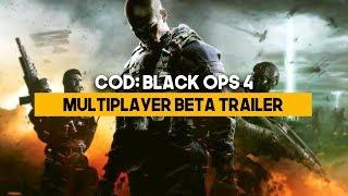 Call of Duty  Black Ops 4: Trailer de la Beta Multiplayer