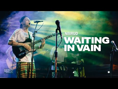 "Nairud - ""Waiting In Vain"" By Bob Marley (Live W/ Lyrics) - 420 Philippines Art Peace Music 7"