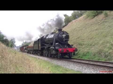 Great Central Railway North 8274 Charter 19th September 2016