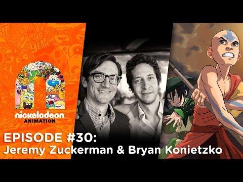 Episode 30: Jeremy Zuckerman & Bryan Konietzko | Nick Animation Podcast