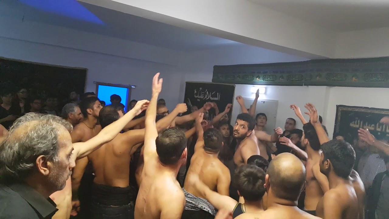 Nu Room Essen haye chaliyan chaliyan shaam de rawan nu 8th muharram 2017 essen