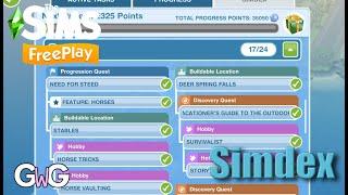 The Sims Freeplay- Simdex screenshot 5