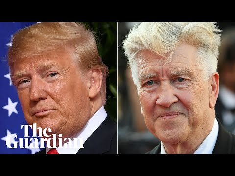 Trump jokes David Lynch's career 'is over' as he quotes Guardian
