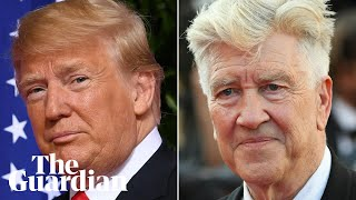 Trump jokes David Lynch's career 'is over' as he quotes Guardian interview