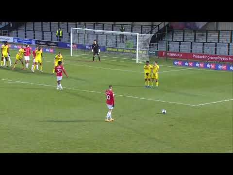Salford Walsall Goals And Highlights