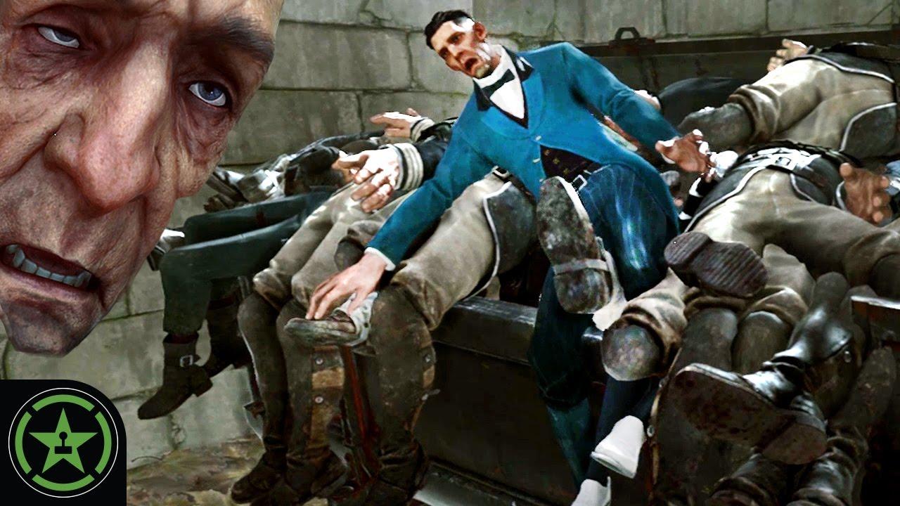 Dishonored 2 смотреть