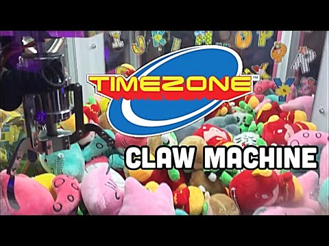 TIMEZONE Claw Machine Wins (Philippines)