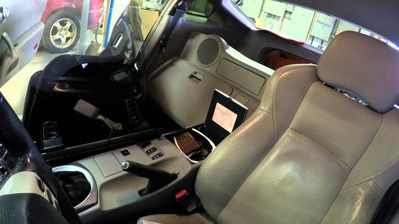 2003 nissan 350z nrg seat installation time lapse youtube sciox Gallery