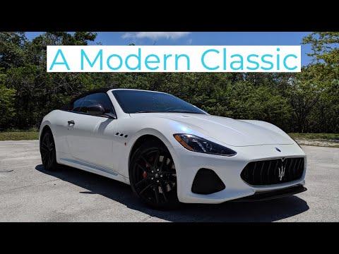 2019 Maserati Gran Turismo Convertible MC Test Drive Review: The Last Of Its Breed
