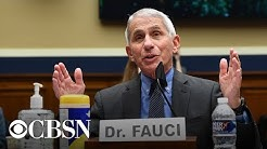 Live: Fauci and other federal officials testify on Trump administration's coronavirus response
