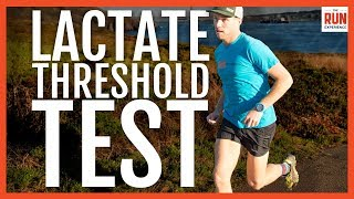 Marathon Training Part 1 | Run Faster With The LT Test!